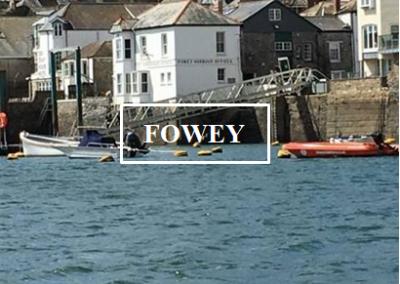 Fowey Harbour – Guest WiFi