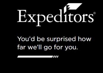 Expeditors – Cork